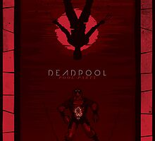 Deadpool - Pool Party by BarbarianFact