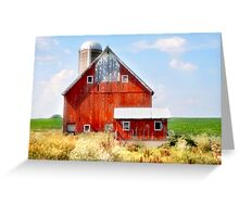 Colors of July Greeting Card