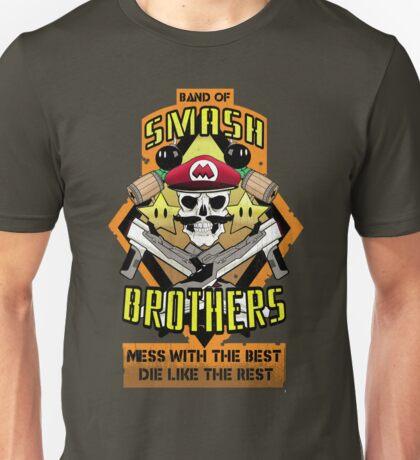 Band of Smash Brothers Unisex T-Shirt