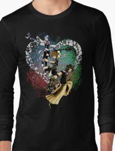 The Keyblade Masters Long Sleeve T-Shirt