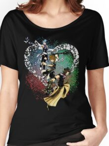 The Keyblade Masters Women's Relaxed Fit T-Shirt