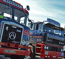 Classic Trucks by togatops