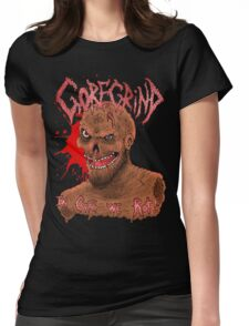 Goregrind - In Gore We Rot! Womens Fitted T-Shirt