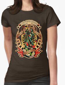 Santa Esperanza Tatuaria 02 Womens Fitted T-Shirt