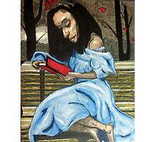 """""""Reading"""" Photographic Print"""