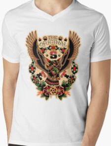 Santa Esperanza Tatuaria 03 Mens V-Neck T-Shirt
