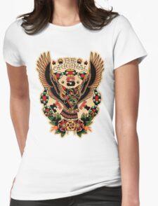 Santa Esperanza Tatuaria 03 Womens Fitted T-Shirt