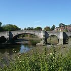 Aylesford Bridge by John Stratford