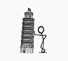 Leaning Tower of Pisa Unisex T-Shirt