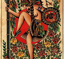 Sun Dance - Bert Grimm Repaint by chuckcarvalho