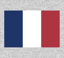 France Flag by cadellin