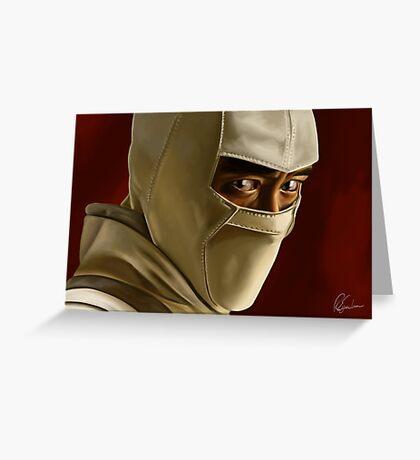 Storm Shadow Greeting Card