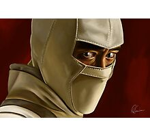 Storm Shadow Photographic Print