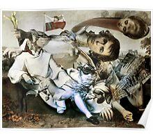 Renaissance Cowboy. Poster