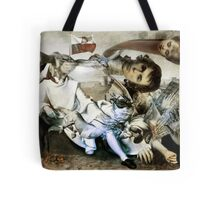 Renaissance Cowboy. Tote Bag