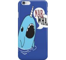 Narwhal Case iPhone Case/Skin