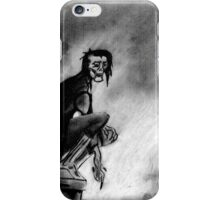 Gothic Gargoyle Perch iPhone Case/Skin