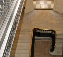 DC Stairway 3 Sticker