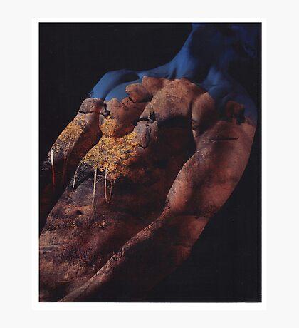 EROTIC LANDSCAPE Photographic Print