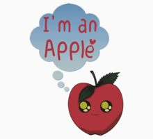 I'm An Apple Kids Clothes
