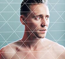 Tom Hiddleston by Crystal Friedman