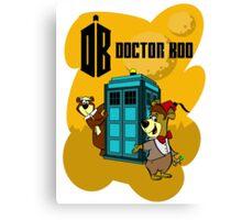 Doctor Boo Boo Canvas Print