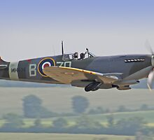 MH434 Scramble - Duxford Flying Legends 2013 by Colin  Williams Photography