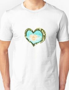 Heart Container Unisex T-Shirt