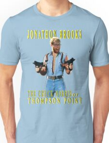 Jonathon Brooks Fan Club Official Tee Unisex T-Shirt
