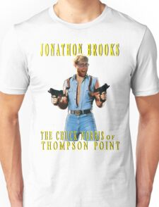 Jonathon Brooks Fan Club Official Tee Unisex T-Shirt