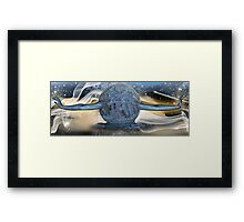 Selene, Daughter of the Titans Hyperion & Theia Framed Print