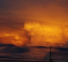 Beautiful Sunset After The Storm by dalinvll