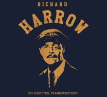 Richard Harrow by hunekune
