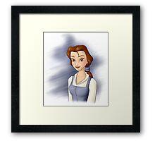 Funny Girl Framed Print