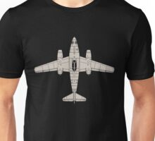 Messerschmitt Me 262 Unisex T-Shirt