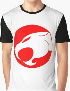 THUNDERCATS RED Graphic T-Shirt