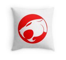 THUNDERCATS RED Throw Pillow