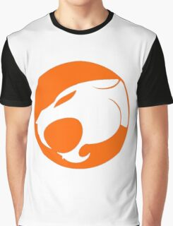 THUNDERCATS ORANGE Graphic T-Shirt