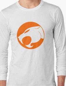 THUNDERCATS ORANGE Long Sleeve T-Shirt