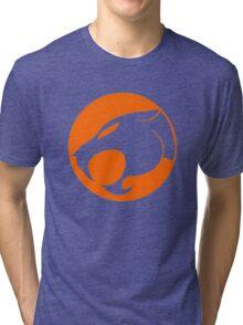 THUNDERCATS ORANGE Tri-blend T-Shirt