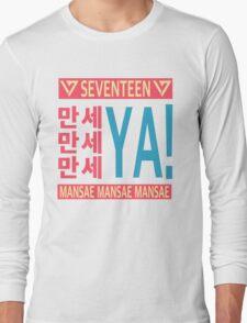SEVENTEEN - Mansea Long Sleeve T-Shirt