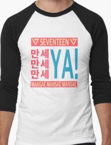 SEVENTEEN - Mansea Men's Baseball ¾ T-Shirt