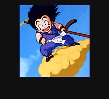 GOKU RIDING ON NIMBUS  Unisex T-Shirt
