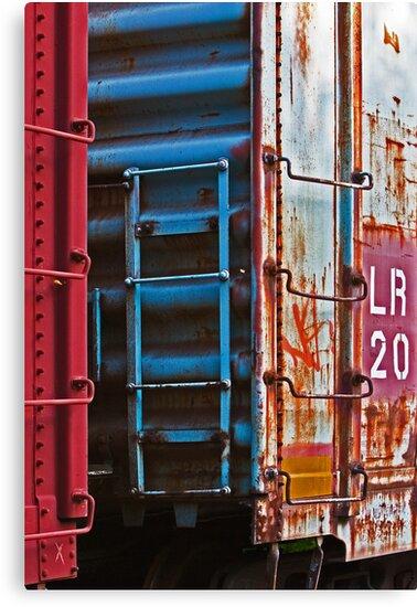 The Blue Ladder by Lisa G. Putman