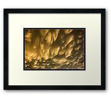 Awesome Mother Nature - 2 Framed Print