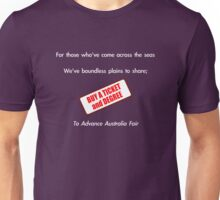 Honest Anthem Unisex T-Shirt