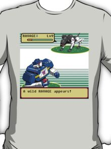 A Wild Ravage Appears!  T-Shirt