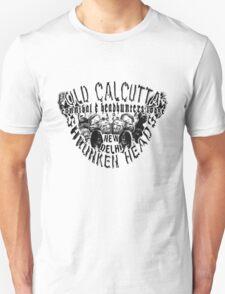 Shrunken Heads (Cannibal & Headhunters Lodge} T-Shirt