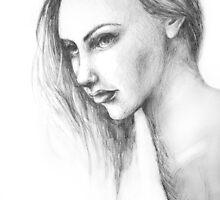 Girl 2 by Megola