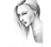 Girl 2 Photographic Print